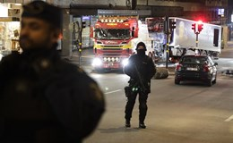 Thụy Điển bắt nghi phạm thứ hai trong vụ tấn công khủng bố bằng xe tải