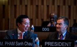 Đại sứ Phạm Sanh Châu xuất sắc lọt vòng tiếp theo tranh cử Tổng giám đốc UNESCO