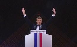 Chủ tịch nước Trần Đại Quang gửi thư mừng tân Tổng thống Pháp Macron