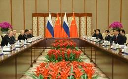 """Trung Quốc cam kết những khoản tiền khổng lồ cho """"Con đường Tơ lụa"""""""