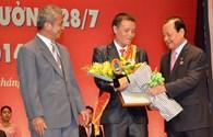 LĐLĐ TPHCM: Trao giải thưởng 28.7 cho 9 chủ tịch CĐCS