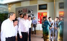 Ngày đầu nhậm chức của ông Nguyễn Thiện Nhân trên thành phố mang tên Bác