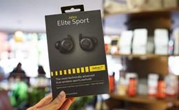 Trên tay tai nghe không dây Jabra Elite Sport... đo nhịp tim