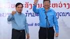 Tưng bừng điệu lăm vông thắm tình hữu nghị công đoàn Việt - Lào