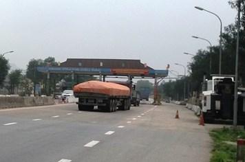 Không thu phí người dân địa phương đi qua trạm BOT cầu Rác