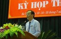 """Tư lệnh ngành nông nghiệp Hà Tĩnh bị """"truy"""" trách nhiệm về vụ lúa xuân mất mùa lịch sử"""