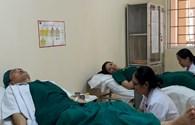 5 thầy thuốc hiến máu cứu sống sản phụ nguy kịch