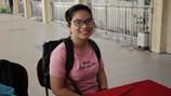 Ước mơ trở thành phóng viên của nữ sinh có đôi chân khuyết tật ở Đà Nẵng