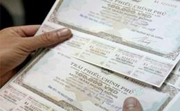 Huy động 6.810 tỉ đồng trái phiếu Chính phủ