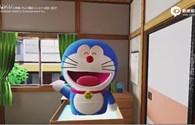 Cảm nhận chạm vào Doraemon như thật với công nghệ VR