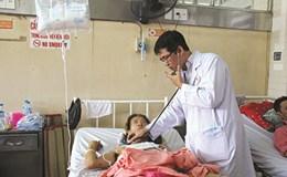 Những ca mổ cứu sống bệnh nhân dù... không sát trùng