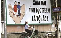 Trẻ bị lạm dụng tình dục: Nguy cơ đến từ nhiều phía