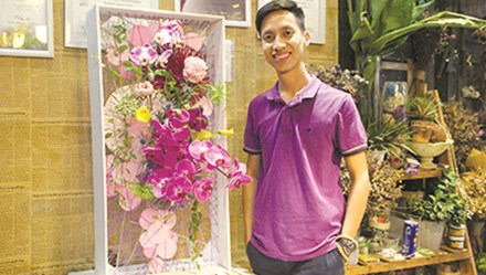 Chàng kỹ sư đưa lễ hội hoa quốc tế về Đà Nẵng