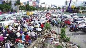 """TPHCM: """"Khát"""" vốn đầu tư hạ tầng đô thị"""