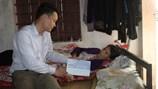 Quỹ Tấm lòng vàng Lao Động đồng hành cùng những cảnh đời khó khăn