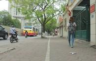 Hà Nội: Vỉa hè quận Cầu Giấy đã thênh thang cho người đi bộ