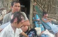 LD1751:Tiền Giang: Nhà nghèo không tiền chữa bệnh, 2 cháu bé ngày càng lở loét khắp người