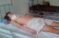 LD1754: Hoàn cảnh điêu đứng của một gia đình có con bị tai nạn lao động