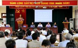 Hà Nội: Khởi tố 3 nguyên cán bộ phường Xuân Đỉnh