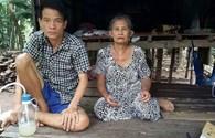 LD1769: Xót thương mẹ già đau yếu nuôi con trai bệnh nặng