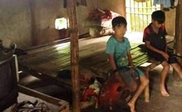 LD1771: Cụ già 70 tuổi vẫn phải lao động nuôi con và cháu