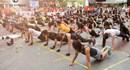 Hàng nghìn tín đồ háo hức với sự kiện thể thao kết hợp âm nhạc lớn nhất mùa hè