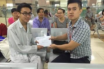 LD17108: Lời cầu cứu của cựu sinh viên báo chí đang đau đớn vì bệnh u não