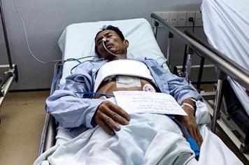 LD17111: Lời khẩn cầu của một cựu binh nghèo bệnh tim đang vô cùng nguy kịch