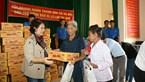 1200 suất quà tới đồng bào bị ảnh hưởng do bão lũ tại Thanh Hóa