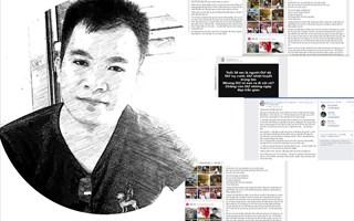 LD17113: Cộng đồng mạng kêu gọi giúp đỡ gia đình phóng viên Đinh Hữu Dư