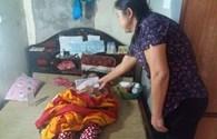 LD17114: Xót xa cô giáo bị bệnh u não liệt giường, không nơi nương tựa