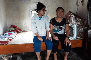 LD17115: Xót xa hoàn cảnh gia đình có 2 người con, đến lớp 8 là nhập viện tâm thần
