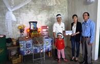 Trao hơn 370 triệu đồng tới 3 trường hợp có hoàn cảnh khó khăn ở tỉnh Nghệ An