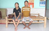 LD17117: Hoàn cảnh trớ trêu của một gia đình cả 2 người con đều bị tật nguyền