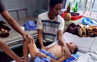 LD17126: Xót lòng cảnh con trai phải cắt chân do tai nạn giao thông