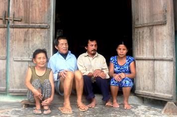 LD17133: Nỗi cùng cực của một gia đình mù