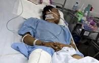 LD17136: Hoàn cảnh thương tâm của anh thợ hàn đang bất tỉnh chờ phẫu thuật