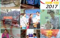 Nhìn lại một năm tất bật của Quỹ Tấm lòng vàng