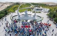Mùa xuân đầu tiên ở Khu tưởng niệm chiến sĩ Gạc Ma