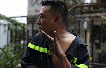 """Tâm thư của học sinh gửi lính cứu hỏa gây """"sốt"""" mạng xã hội"""