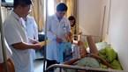 Tiếp thêm hơi ấm cho bệnh nhân đang điều trị khi xuân Kỷ Hợi đang về