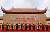 Tri ân những tấm lòng chung tay xây nhà tưởng niệm đồng chí Nguyễn Đức Cảnh