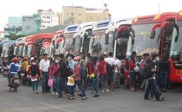 Hai bến xe lớn nhất TPHCM tăng 20 - 40% giá vé dịp 30.4 và 1.5