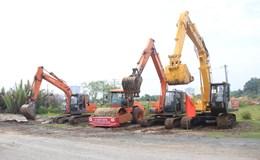 Khởi công làm đường song hành cao tốc TPHCM - Long Thành - Dầu Giây
