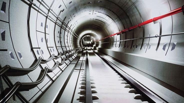 Robot 300 tấn bắt đầu đào hầm metro ở trung tâm TPHCM
