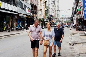 Phố đi bộ thứ 2 của Sài Gòn sẽ khai trương trong tháng 7