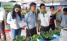 TPHCM: Khai mạc hội chợ triển lãm giống nông nghiệp 2017