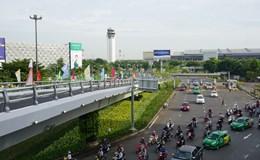 """Triển khai nhiều dự án """"giải cứu"""" kẹt xe sân bay Tân Sơn Nhất"""