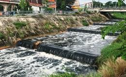 Chi hơn 1.000 tỉ đồng, kênh Ba Bò vẫn chưa hết ô nhiễm