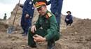 Phát hiện một số mẩu xương nghi của liệt sỹ tại sân bay Tân Sơn Nhất